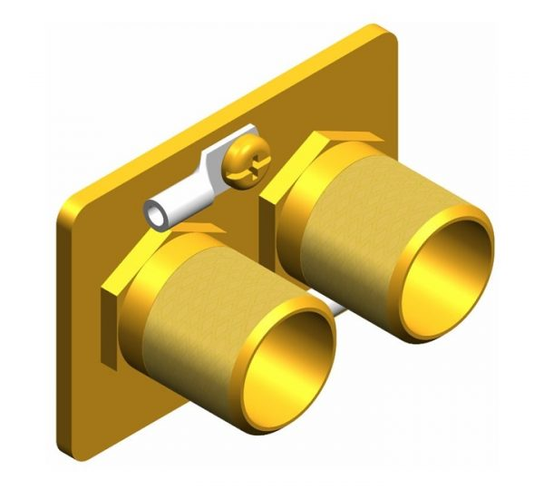 CR 244 Double Fuse Cut Out