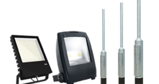 CR Lighting LED Flood Light Packages